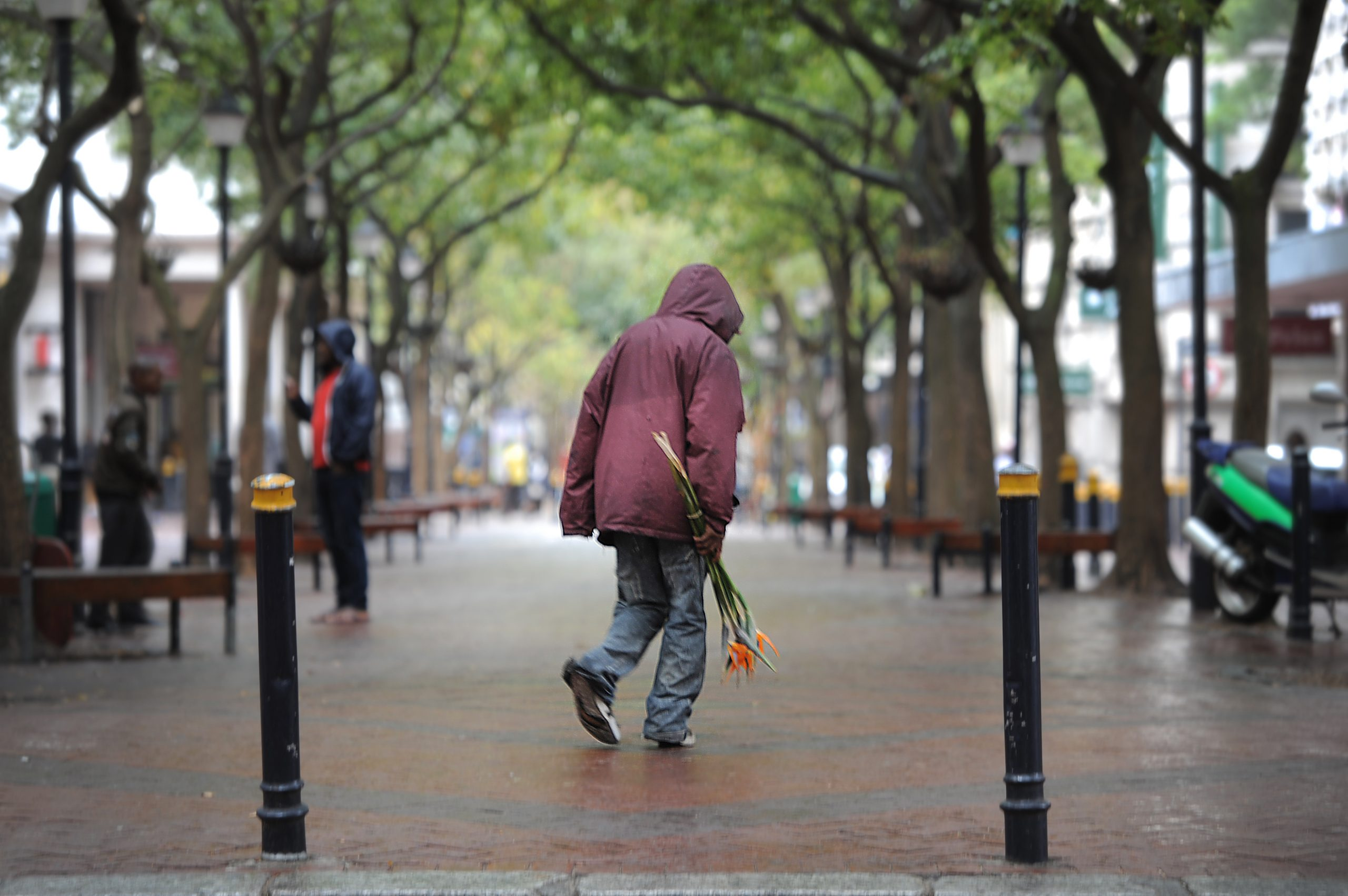 [Virtual Colloquium] Homelessness & Covid-19 in the City of Tshwane