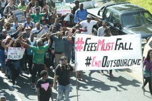 #FeesMustFall as social movement and emancipatory politics? Moving towards an apocalyptic theological praxis outside the limits of party politics